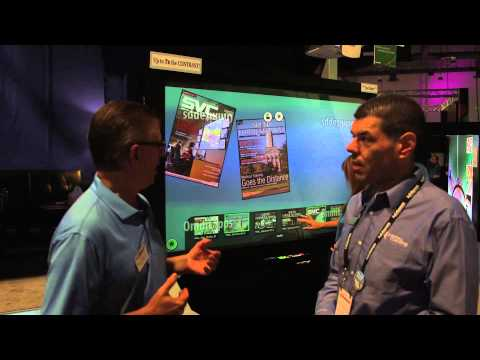 RPVisuals booth tour from InfoComm 2014