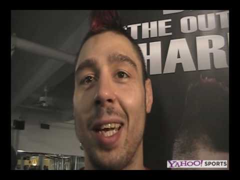 Dan Hardy Interview day before UFC 111