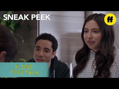 Alone Together | Season 1, Episode 3 Sneak Peek: Benji & Esther Visit The Gyno | Freeform