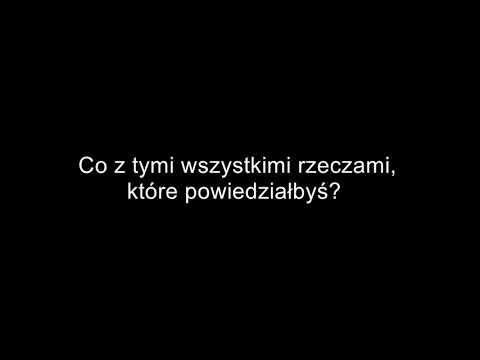 The Cranberries - Promises - tłumaczenie PL.