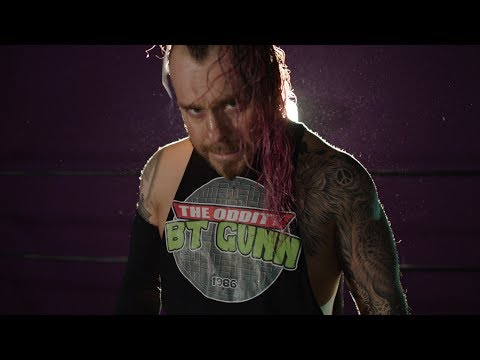 WWE UK Title #1 Contendership Match - BT Gunn vs. Wolfgang July 9th (видео)