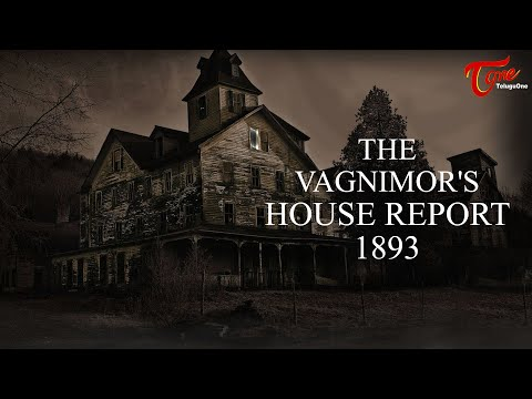 THE VAGNIMOR'S HOUSE REPORT 1893 | First  Mysterious Documentary Shortfilm | Preetham | TeluguOne