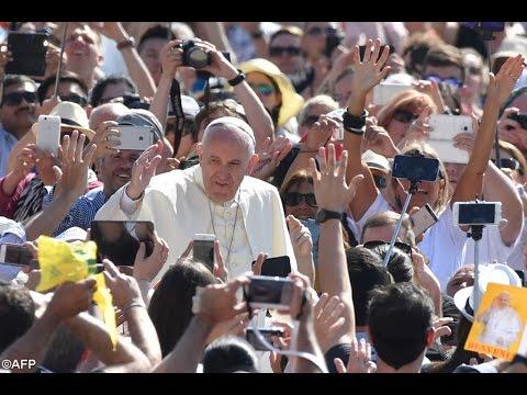 Catequese com o Papa Francisco - O primeiro dos sinais.