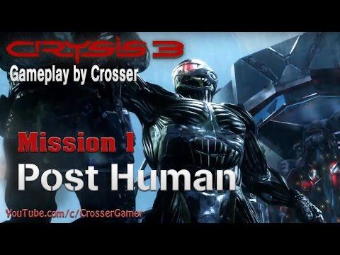 Khám phá nhiệm vụ Crysis 3 : Mission 1 -...