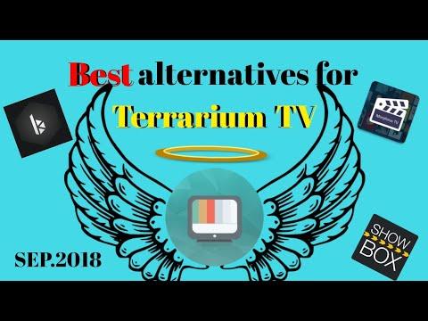 Best Alternatives for Terrarium Tv 2018