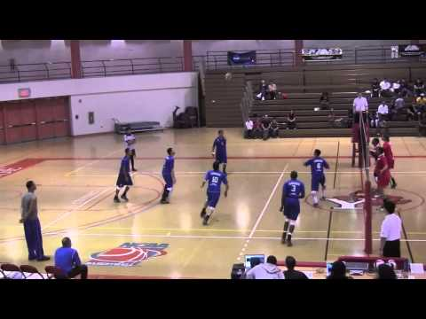2013 CUNYAC Men's Volleyball Quarterfinal