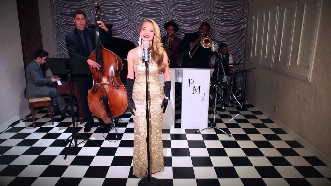 Just Like Heaven – Vintage Glenn Miller – Style The Cure Cover ft. Natalie Angst