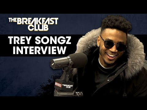 Trey Songz Discusses New Film 'Blood Brother', New Music And The Culture Of Journalism