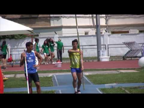 Campeonato de Espa&ña Cadete (2), Larrabide 26/06/10