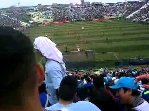 Sporting Cristal vs kkas 2014 - Extremo Celeste - Extremo Celeste - Sporting Cristal