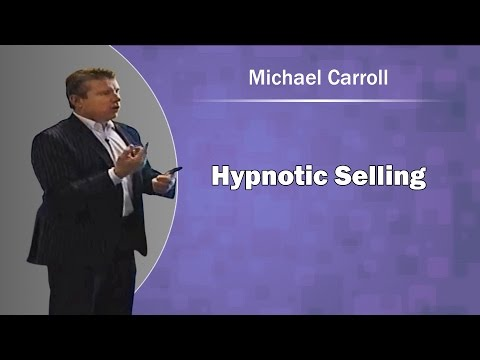 NLP Sales Training - Hypnotic Selling