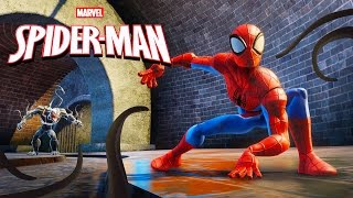 Video SPIDERMAN Deutsch Speider Män DISNEY INFINITY 2.0 Kinderspiel Superheld Kindervideos MP3, 3GP, MP4, WEBM, AVI, FLV Juni 2018