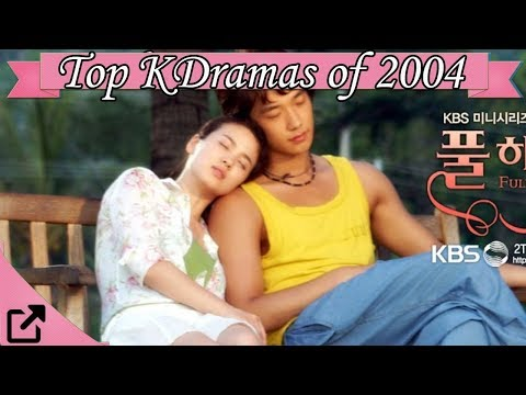 Top 10 Korean Dramas of 2004 (All The Time)