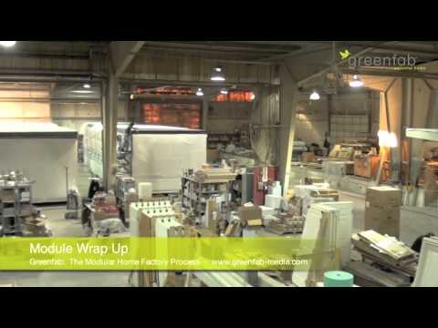 Prefabricated home process Greenfab.mp4