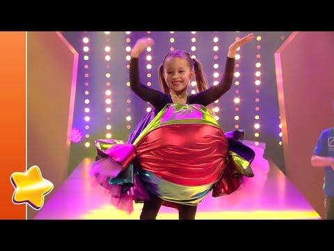 De Sterrenstudio: Robin danst op