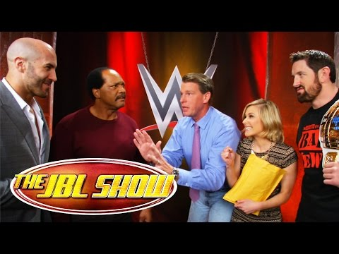 it - It's mail day on The JBL Show. JBL finds out whether or not his hand written letters have yielded an award! More ACTION on WWE NETWORK : http://bit.ly/1u4pM74 Don't forget to SUBSCRIBE: http://bi.