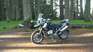 4. BMW R 1200 GS Review