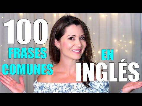 100 FRASES SIMPLES Y COMUNES EN INGLÉS   Elisa Valkyria