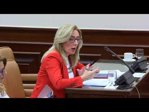 """Dueñas remarca """"el compromiso"""" del Gobierno de España con los Presupuestos Generales del Estado, """"para avanzar en la erradicación de cualquier forma de violencia contra la mujer."""