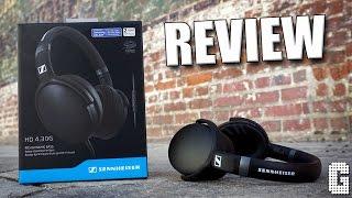 INSANE BASS!!!! : Sennheiser HD 4.30 Headphone REVIEW