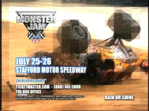 Monster Jam - Go See Monster Jam Monster Trucks In Stafford Springs