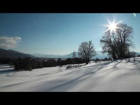 Video Gaißach im Winter