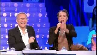Video Nicolas Bedos dans la peau de Natacha Polony - On n'est pas couché - 14 juin 2014 #ONPC MP3, 3GP, MP4, WEBM, AVI, FLV Agustus 2017
