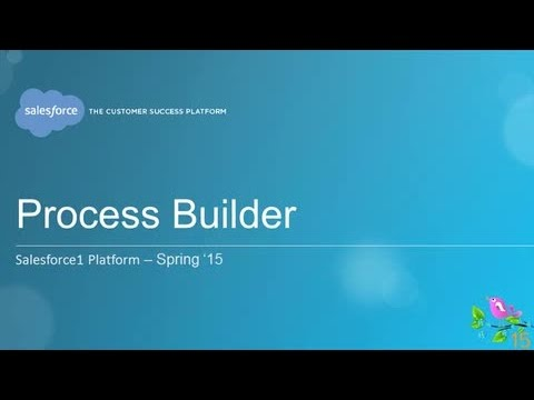 Spring '15 - Process Builder