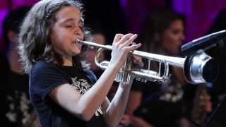 EASY MONEY de BENNY CARTER SANT ANDREU JAZZ BAND ( joan chamorro direccion ) SOLISTAS ALBA ARMENGOU ...