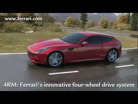 Carjam: New Ferrari FF Technological Innovations 2011