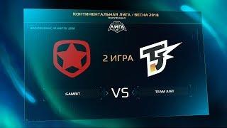 GMB vs TJ - Полуфинал 2 Игра 2 / LCL