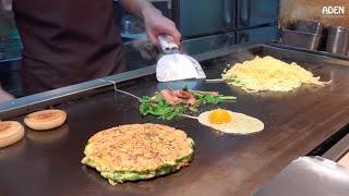 Video Teppanyaki in Osaka - Food in Japan MP3, 3GP, MP4, WEBM, AVI, FLV Februari 2019