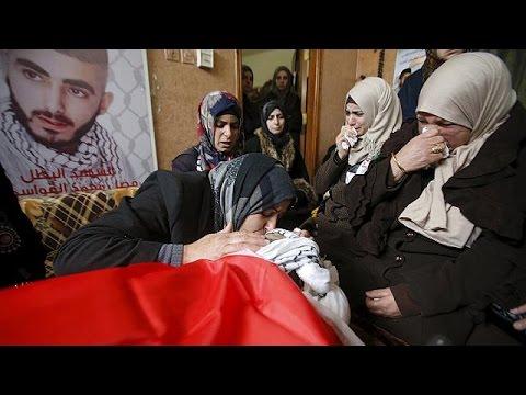 Δ. Όχθη: Οργή στις κηδείες Παλαιστίνιων «μοναχικών λύκων»