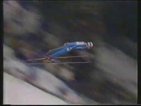 Matti Nykänen Ski Flying Kulm tekijä: Egil Grønn