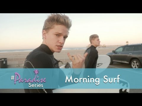 Morning Surf The Paradise Series, ep. 14