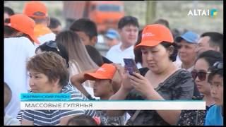 День металлурга, а вместе с тем и 20-ти летний юбилей компании «Полиметалл» с размахом отметили жители Жарминского района.