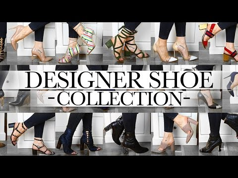 MY DESIGNER SHOE COLLECTION | Valentino, Gianvito Rossi, Chanel, Dior, Louboutin and more!
