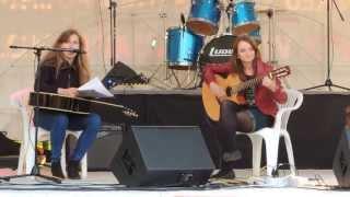Video J&N - unplugged cover - Nothing Else Matters (Legendy Fest 2013)