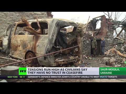 High - Authorities in Donetsk are saying the city is on high alert despite a truce between the army and local militias. RT's Maria Finoshina reports. RT LIVE http://rt.com/on-air Subscribe to RT!...
