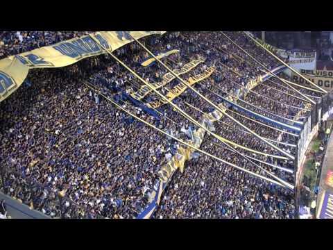 Boca Campeon 2017 / Soy bostero es un sentimiento - La 12 - Boca Juniors