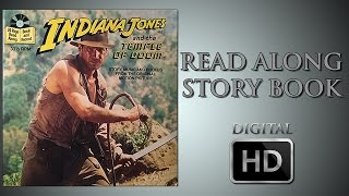 Video Indiana Jones and the Temple of Doom - Read Along Story book - Digital HD - Harrison Ford, Spielberg MP3, 3GP, MP4, WEBM, AVI, FLV April 2018