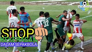 Video WOW !!!! Kerasnya Liga Indonesia Sering Memakan Korban ⚽ MP3, 3GP, MP4, WEBM, AVI, FLV Juli 2018