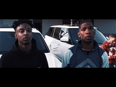 21 Savage & Blocboy JB – Rover 2.0