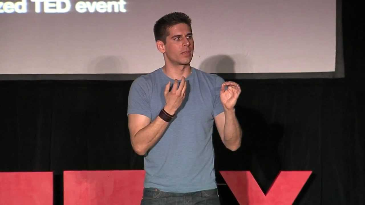 Carlos Andrés Gómez speaks at TEDx