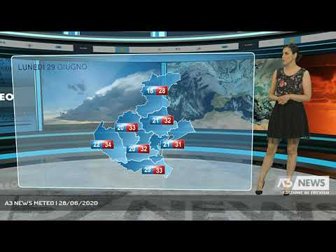 A3 NEWS METEO | 28/06/2020