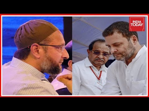Video Owaisi Attacks Rahul Gandhi Over Inviting Pranab Mukherjee For Iftar Party | 5ive Live download in MP3, 3GP, MP4, WEBM, AVI, FLV January 2017