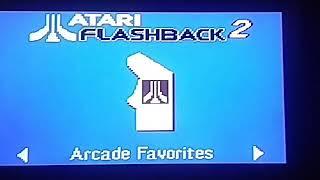 Arcade Asteroids (Atari 2600 Emulated Novice/B Mode) by omargeddon