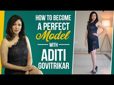 Aditi Govitrikar busts myths about modelling   How to be the perfect model   Fashion   Pinkvilla (видео)