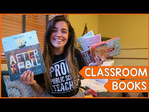 BOOK SHOPPING DAY! | Classroom Set Up