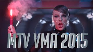 Video MEGAMASHUP [+25 Songs] - MTV VMA 2015 (The Nominations) MP3, 3GP, MP4, WEBM, AVI, FLV November 2017